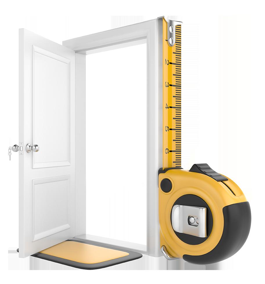 BDV Windows deuren opmeten